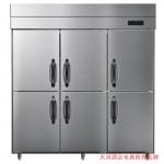 海尔SL-1600C2D4W 六门两藏四冻厨房冰箱