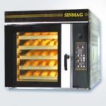 新麦SM-705EE 电热风炉 新麦5盘电烤箱热风炉