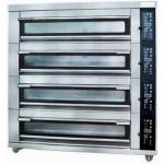 新麦SK-644G 电烤箱 新麦四层电烘炉 玻璃门 【新麦电烤箱批发 SINMAG烤箱包邮】