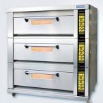 新麦燃气炉SM-803T 三层九盘烤箱 SINMAG烤箱
