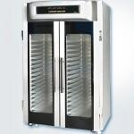 新麦插盘式醒发箱SPC-40S 新麦发酵箱40盘 新麦双门发酵箱