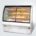 新麦挑高弧形柜SAH4-F8-801 新麦蛋糕柜