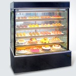新麦KC5-B6立式糕点展示柜 新麦西点展示柜