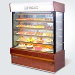 新麦立式展示柜TKH5-B6 新麦后开门冷藏展示柜