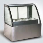 新麦冷藏展示柜YL-B8 新麦熟食展示柜 冷藏展示柜 8盘可调