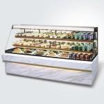 新麦OB3-F8冷藏保鲜展示柜(开放保鲜柜)