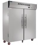 亿高RTP1000H高温热风循环消毒柜  商用高温餐具消毒柜