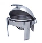 华菱ZC203自助餐炉 圆翻盖宴会餐炉