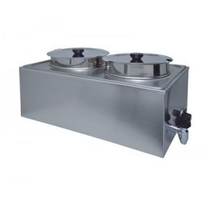 华菱ZCK165BT-4电热快餐保温炉  快餐保温炉