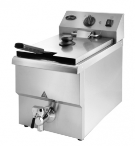 华菱HDF8油炸炉  商用炸炉  供应油炸炉、电炸炉、烤鸡炉、电磁炉一系列商用厨房设备