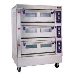 唯利安YXD-60电烤箱 电烘炉三层六盘电烤箱