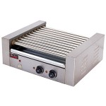 唯利安HD-05烤肠机 五棍滚筒式烤香肠机【唯利安代理 唯利安批发】