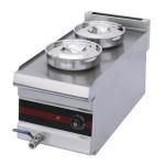 唯利安WBS-600面火炉 四头圆形汤池