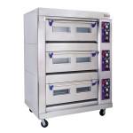 唯利安HX.Y.180.3-A电烤箱 燃气烤饼炉