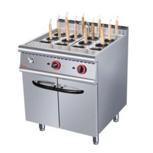 佳斯特JZH-TM-12电煮面炉连柜座 豪华立式组合炉