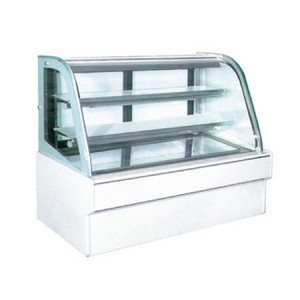 成菱SFW-580B豪华双圆弧蛋糕柜 风冷