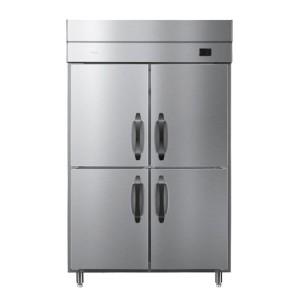 海尔SL-980C2D2W四门立式商用厨房冰箱