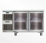 久景LFCG-150卧式冷冻工作台 双玻璃门工作台