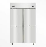 久景SFCP-120四门冷冻冰箱 不锈钢风冷冰箱