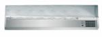 久景1.8米不锈钢罩沙拉柜