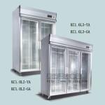 成云KC1.0L2-GA单温双门展示柜 成云直冷双门展示柜