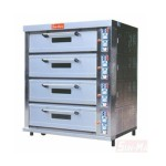 SUN-MATE/三麦SEF-4Y电烤炉 四层十六盘电烤箱