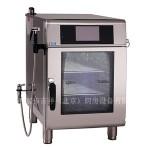 美国拓膳/ALTO-SHAAM蒸烤箱CTX4-10EC  无锅炉,带油烟催化装置