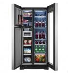 海尔酒柜LC-197WBP  变频全自动制冰酒柜 正品海尔