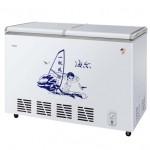 海尔冷柜BC/BD-307SH  卧式冷藏冷冻柜 海尔卧式冰箱