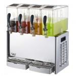 科凯四缸果汁机LRYJ10LX4  四缸冷热饮机