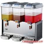 科凯三缸果汁机LRYP18LX3  三缸冷热饮机
