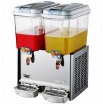 科凯双缸果汁机LRYP18LX2  双缸冷热饮机