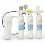 Q诺三头净水器CEEDB412配制冰机/咖啡机 三头净水机