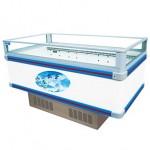 凯雪KX-1.8FWC冷柜 凯雪冷藏展示柜 凯雪岛柜1.8米冷藏展示柜【凯雪冷柜】【凯雪展示柜】