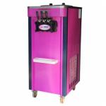 广绅BJT488C三色冰淇淋机 商用冰激淋机