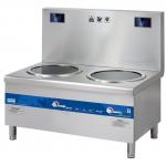 摩力斯双头低汤灶MLS-SDT12-B  电磁低汤灶 商用低汤灶