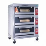 亿高电烤箱 亿高KWS-60三层六盘电烤箱 电烤箱 亿高电烘炉 商用烤箱