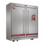亿高RTP700H消毒柜 远红外线高温消毒柜 大二门不锈钢消毒柜 商用餐具消毒柜 【亿高消毒柜批发】