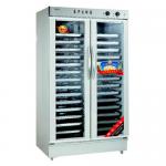 亿高FJ30A醒发箱 不锈钢双门发酵箱 亿高30盘发酵箱