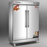 昌和CH-RTD-1380B双门热风循环消毒柜 高温热风消毒柜 餐具消毒柜