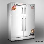 昌和CH-RTD-780B高温消毒柜 远红外线高温消毒柜 四门餐具消毒柜