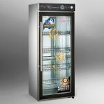 昌和CH-YTD-288B臭氧消毒柜 低温消毒柜 玻璃门消毒柜