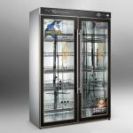 昌和CH-YTD-1200B双门消毒柜 低温臭氧消毒柜 玻璃门消毒柜