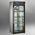 昌和CH-YTD-288A消毒柜 单玻璃门 低温臭氧消毒