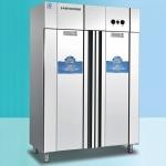 美厨消毒柜MC-2 双门高温热风循环消毒柜 不锈钢箱体 商用双门消毒柜