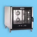 UNOX/优诺斯六盘燃气蒸烤箱XVC1215EG  意大利进口蒸烤箱