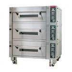 雷鸟TBDO-1300EC电烤炉  微电脑式  不锈钢三层十二盘电烤箱 雷鸟烤箱