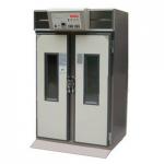 雷鸟醒发箱TBF-2R(双门)双车推入式发酵箱 32盘冷藏醒发箱 不锈钢