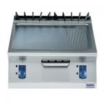 索帕士/SOPAS台式电半坑半平扒炉ETEFTC8073  台式电扒炉