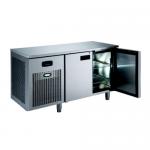 FOSTER两门低温平台雪柜F2/2L 卧式工作台